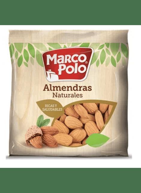 ALMENDRAS NATURALES MARCO POLO 100 G
