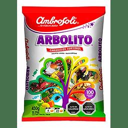 BOLSA CARAMELOS ARBOLITO AMBROSOLI 100 UN