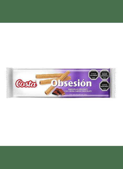 GALLETA OBSESION CHOCOLATE COSTA 85 G