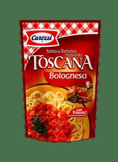 SALSA TOMATE TOSCANA BOLOGNESA 200 G