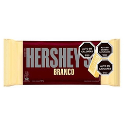 CHOCOLATE BLANCO HERSHEY 92 G