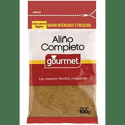 ALIÑO COMPLETO GOURMET 100 G