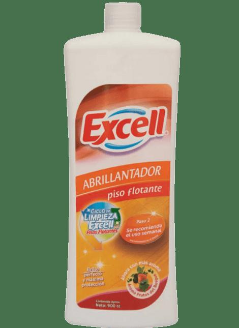 ABRILLANTADOR PISO FLOTANTE FRUTOS DEL BOSQUE EXCELL 900 ML