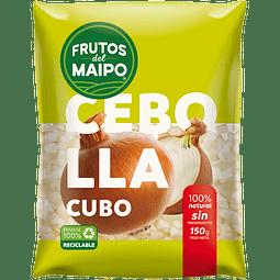 CEBOLLA EN CUBOS FRUTOS DEL MAIPO 150 G