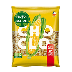 CHOCLO GRANO FRUTOS DEL MAIPO 500 G