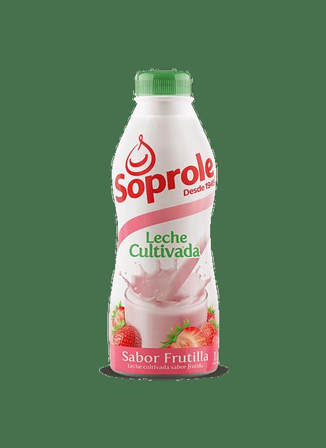 LECHE CULTIVADA FRUTILLA SOPROLE 1 LT
