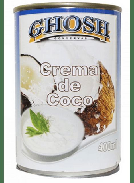 CREMA DE COCO GHOSH 400 ML