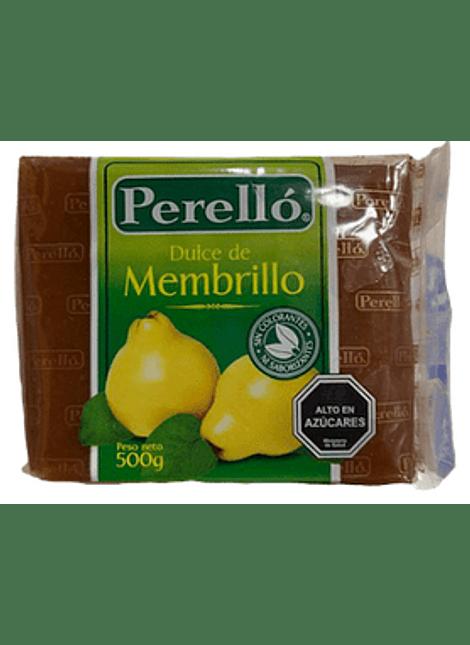 DULCE DE MEMBRILLO PERELLO 500 G