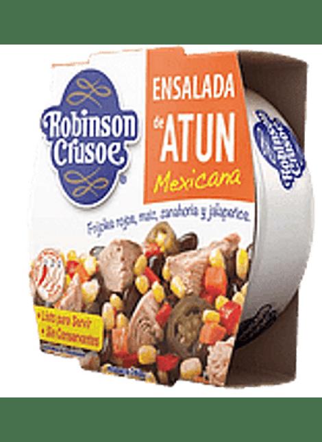 ENSALADA DE ATUN MEXICANA R. CRUSOE 160 G