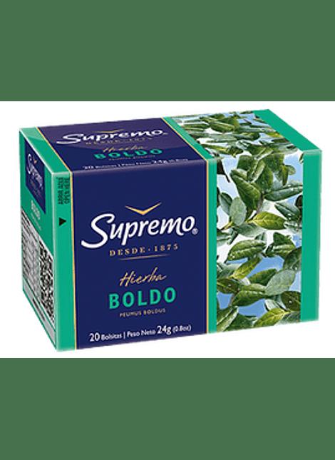 HIERBA BOLDO SUPREMO 20 UN