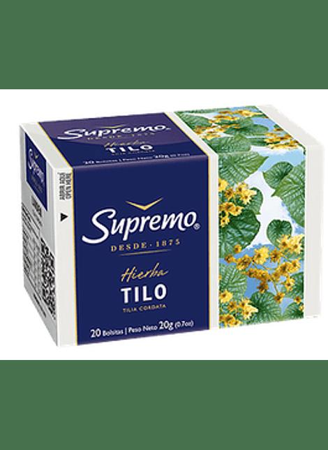 HIERBA TILO SUPREMO 20 UN