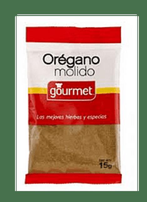 OREGANO MOLIDO GOURMET 15 G