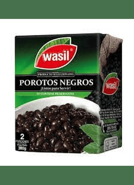 POROTOS NEGROS WASIL 380 G