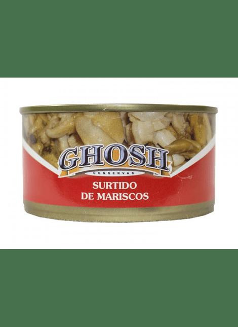 SURTIDOS DE MARISCOS GHOSH 190 G