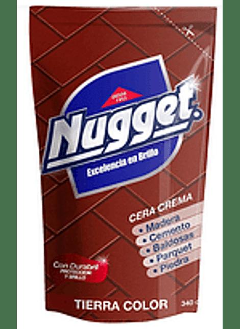 CERA NUGGET CREMA TIERRA COLOR 340 G