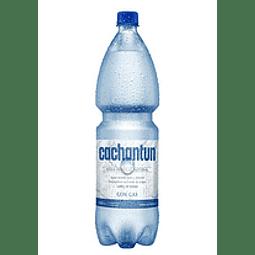 AGUA MINERAL CACHANTUN CON GAS 2250 ML