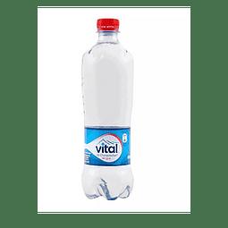AGUA MINERAL VITAL SIN GAS 600 ML