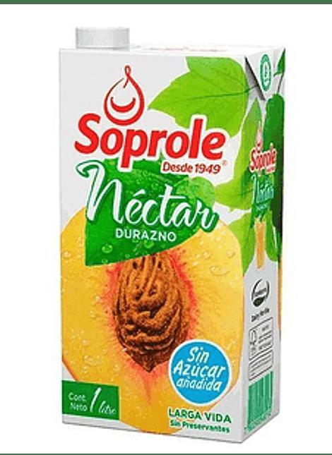 NECTAR SOPROLE DURAZNO 1 LT