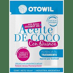 ACEITE CAPILAR COCO Y QUINOA OTOWIL 10 G
