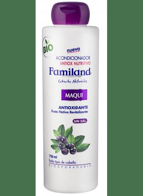 ACONDICIONADOR FAMILAND MAQUI 750 ML