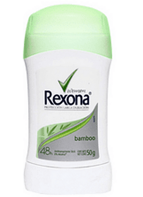 DESODORANTE MUJER REXONA BAMBOO 50 G