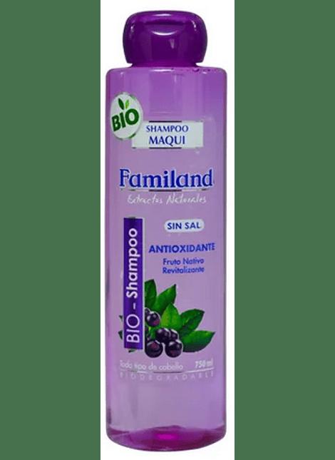 SHAMPOO FAMILAND MAQUI 750ML
