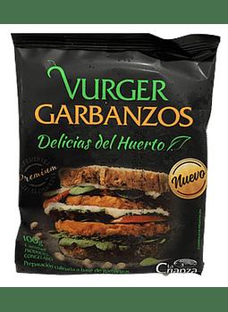 HAMBURGUESA GARBANZOS LA CRIANZA 100 G