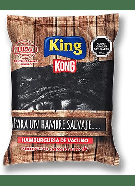HAMBURGUESA KING KONG 185 G