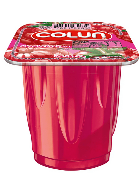 JALEA FRAMBUESA COLUN 100 G