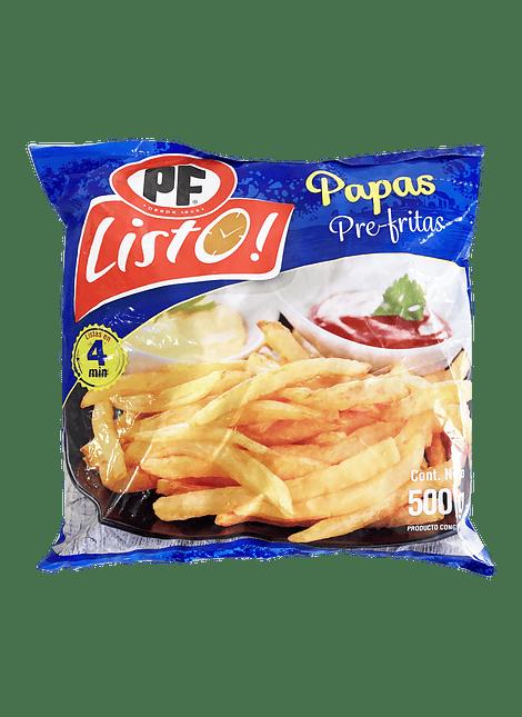 PAPAS PRE FRITAS PF 500 G