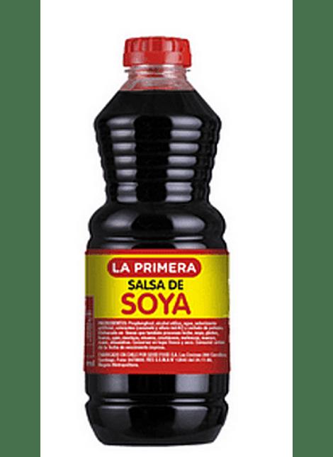 SALSA DE SOYA LA PRIMERA 250 ML