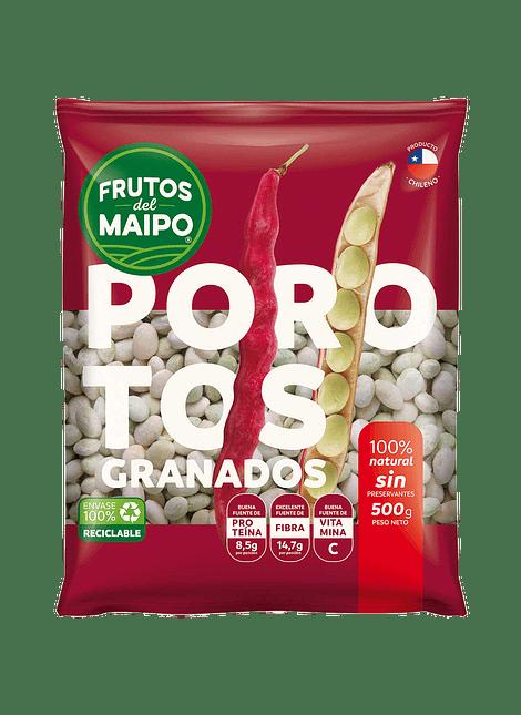POROTOS GRANADOS FRUTOS DEL MAIPO 500 G