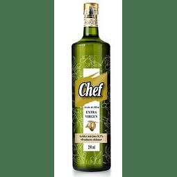 ACEITE DE OLIVA EXTRA VIRGEN CHEF 250 ML