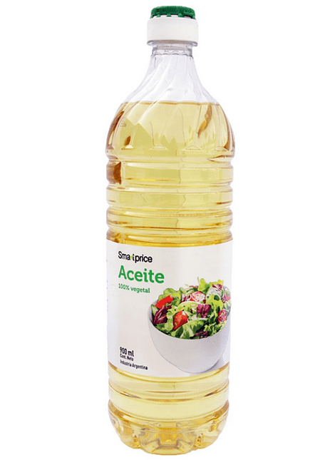 ACEITE VEGETAL SMART PRICE 900 ML