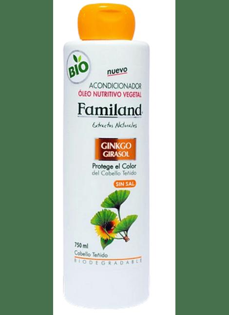 ACONDICIONADOR FAMILAND GINKGO 750 ML