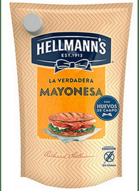 MAYONESA HELLMANNS 670 G