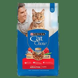 ALIMENTO GATO ADULTO  CARNE CAT CHOW 3 KG