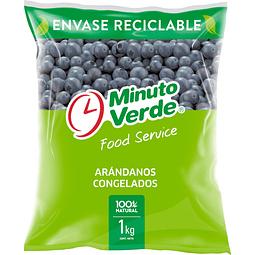 ARANDANOS CONGELADOS MINUTO VERDE 1 KG