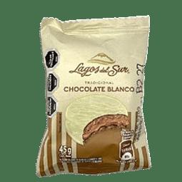 ALFAJOR CHOCOLATE BLANCO LAGOS DEL SUR 45 G