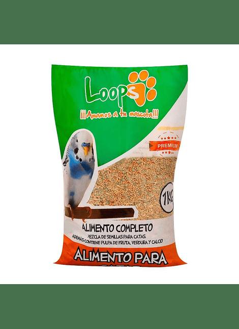 ALIMENTO CANARIO LOOPS 1 K