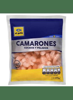 CAMARONES EL GOLFO 200 G