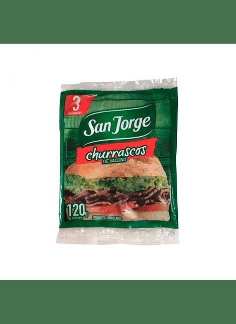 CHURRASCO SAN JORGE 3 UN