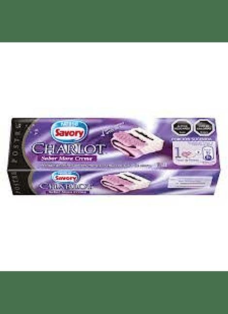 HELADO CHARLOT MORA CREMA SAVORY 1 LT