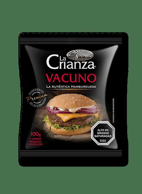 HAMBURGUESA LA CRIANZA 100 G
