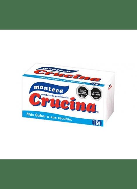 MANTECA CRUCINA 1 KG