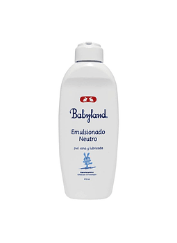 EMULSIONADO BABYLAND NEUTRO 410 ML