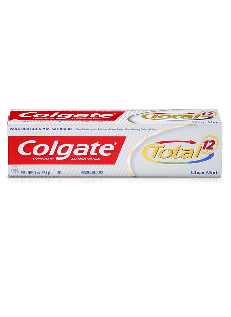 PASTA DENTAL COLGATE TOTAL 12 97.5 G