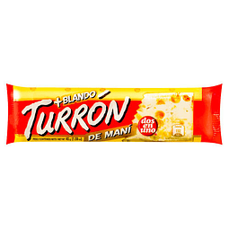 TURRON MANI DOS EN UNO 45 G