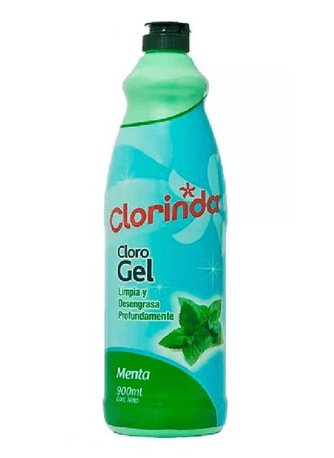 CLORINDA GEL MENTA 900 ML