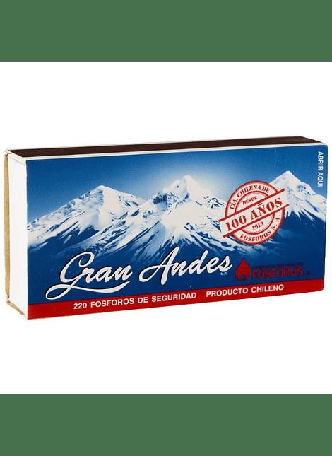 FOSFOROS GRAN ANDES 220 UN